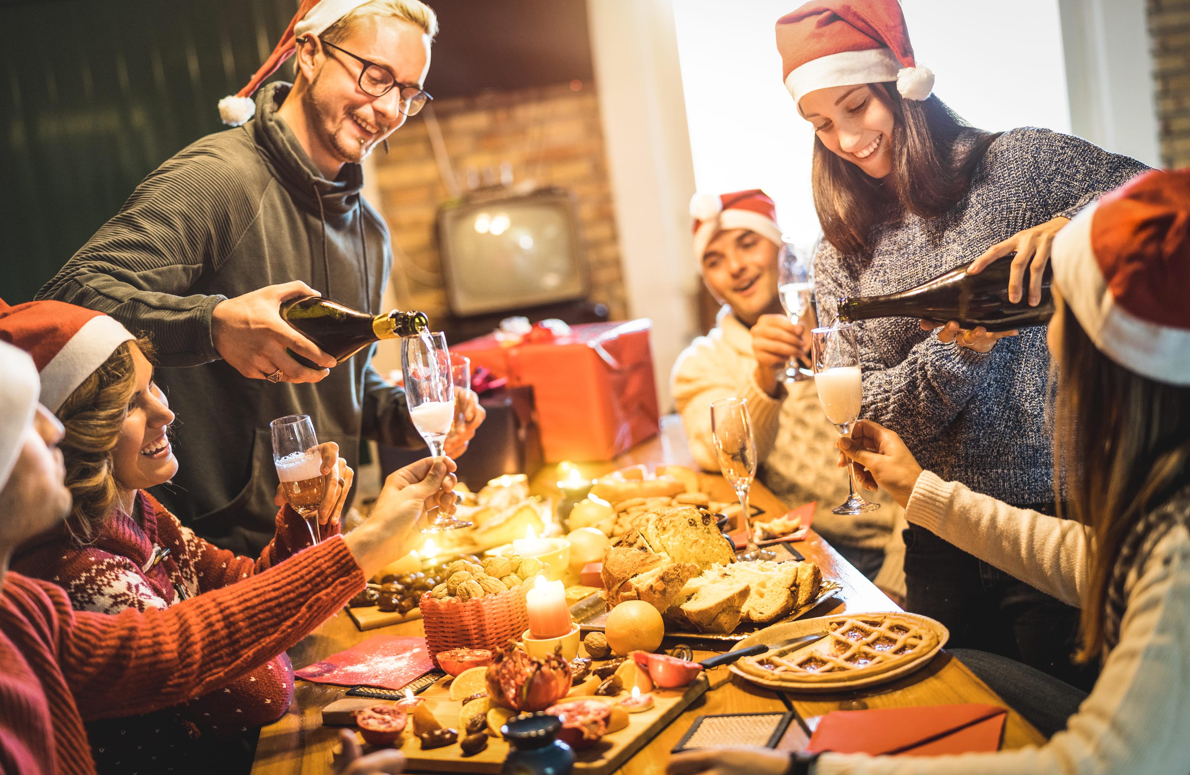 La importancia de las cenas de Navidad en las empresas